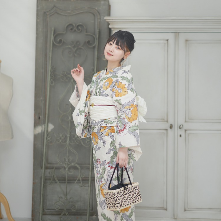 2021 utatane【新作浴衣】#047611(写真5)