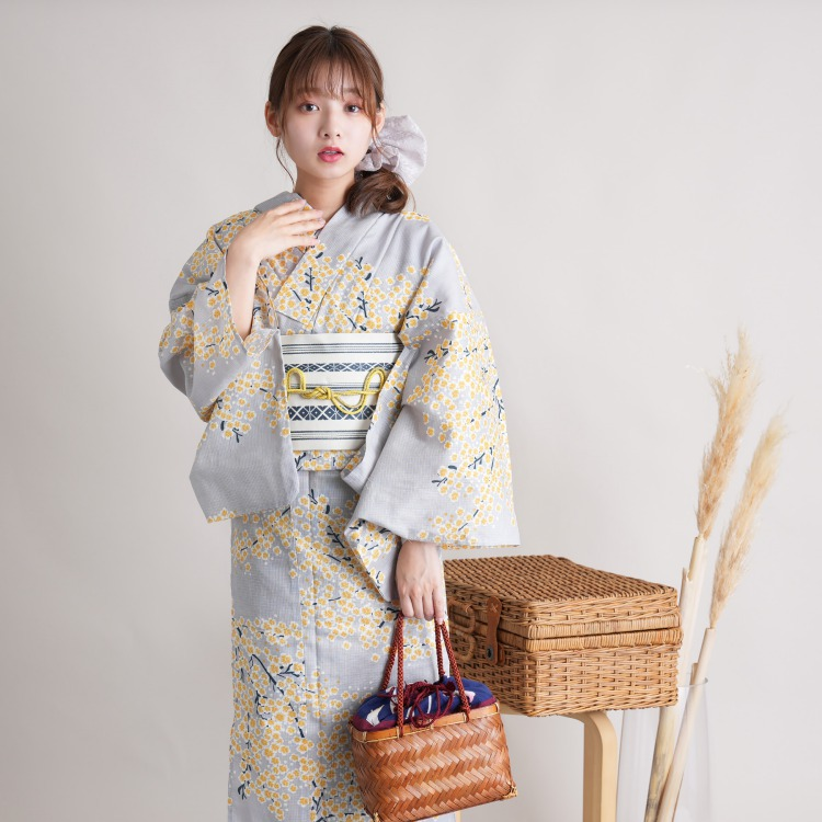 2021 utatane【新作浴衣】#057311(写真1)