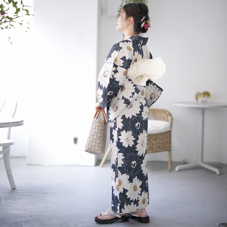 2021 utatane【新作浴衣】#150011(写真4)
