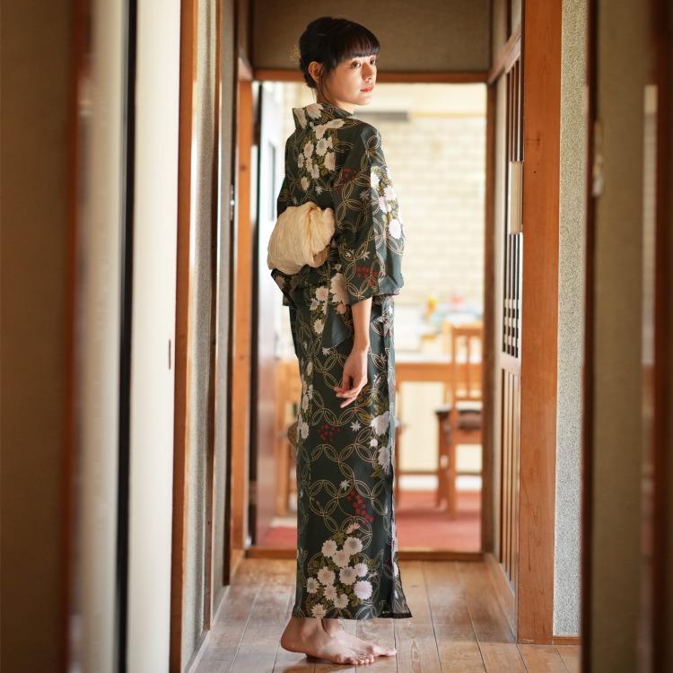 2021 utatane【新作浴衣】#155011(写真3)
