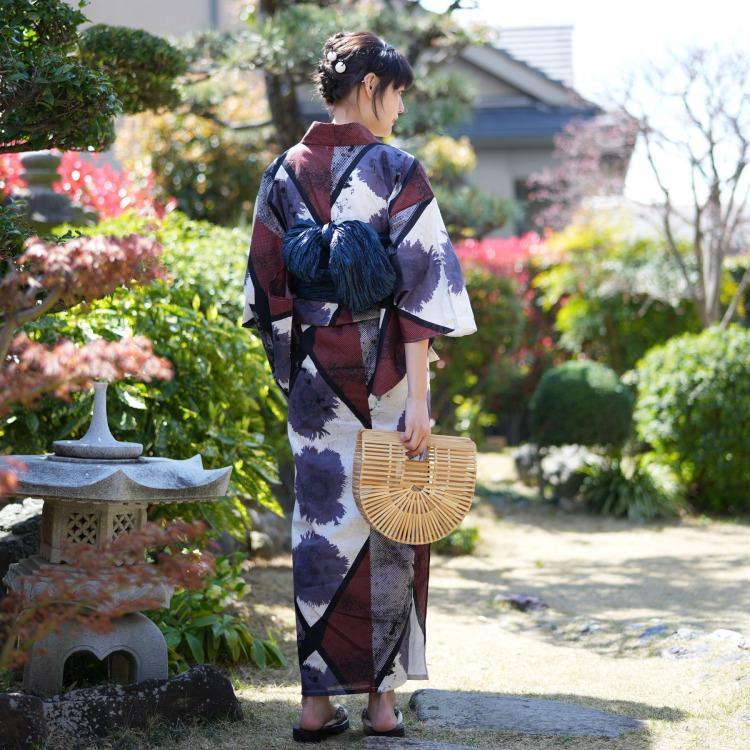 2021 ニコアンティーク×モダンアンテナ【新作浴衣】#159211(写真4)
