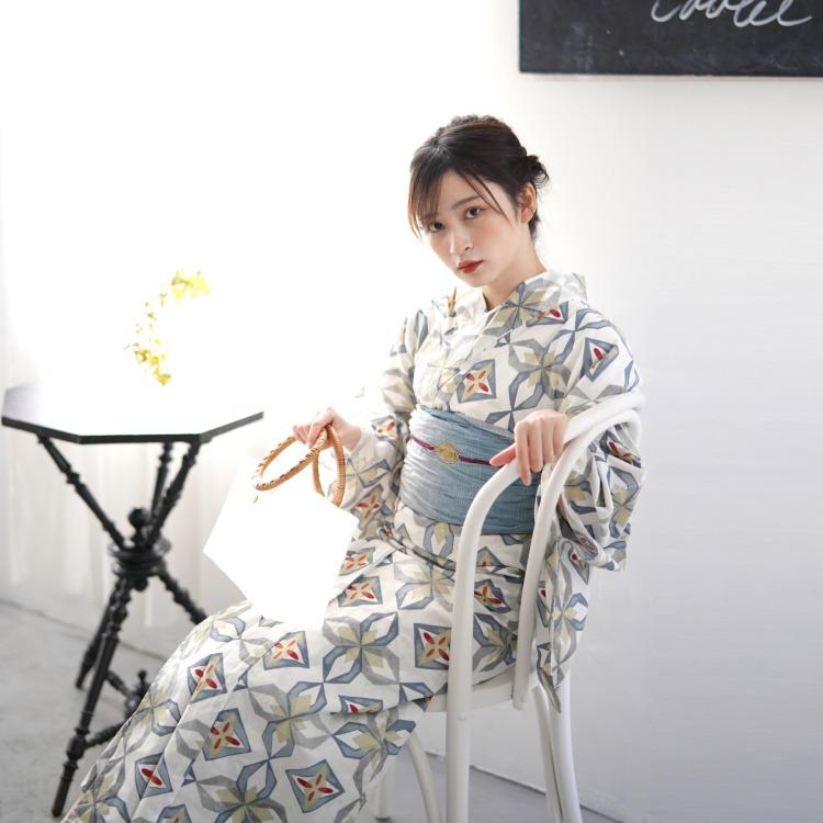 2021 ニコアンティーク×モダンアンテナ【新作浴衣】#159611(写真1)