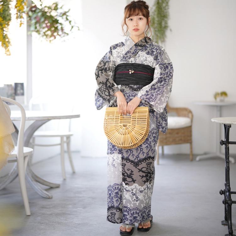 2021 ニコアンティーク×モダンアンテナ【新作浴衣】#159711(写真2)