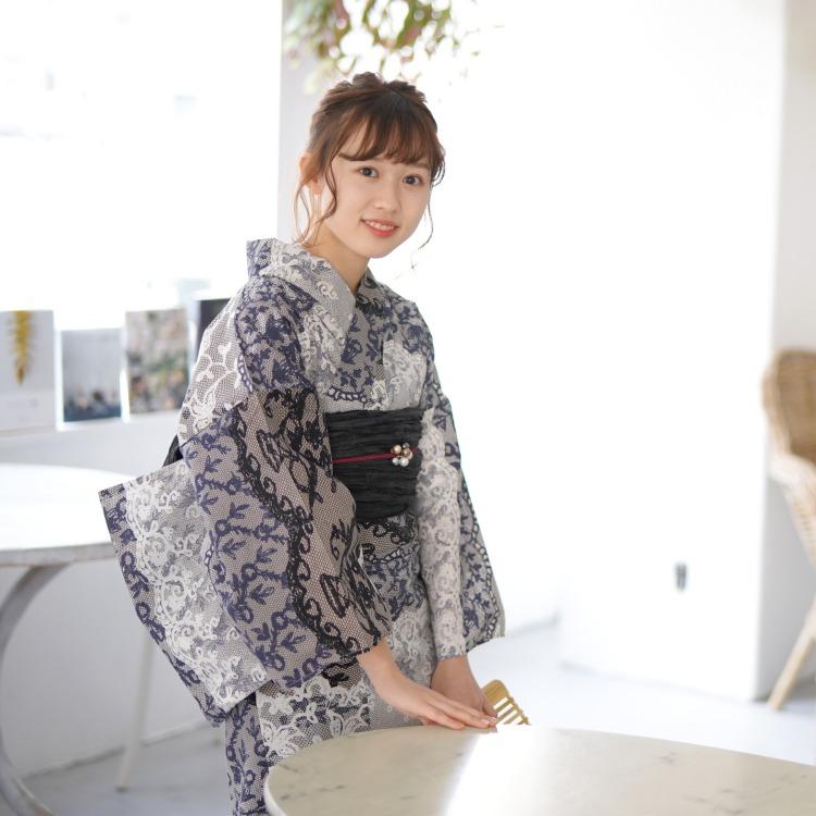 2021 ニコアンティーク×モダンアンテナ【新作浴衣】#159711(写真5)
