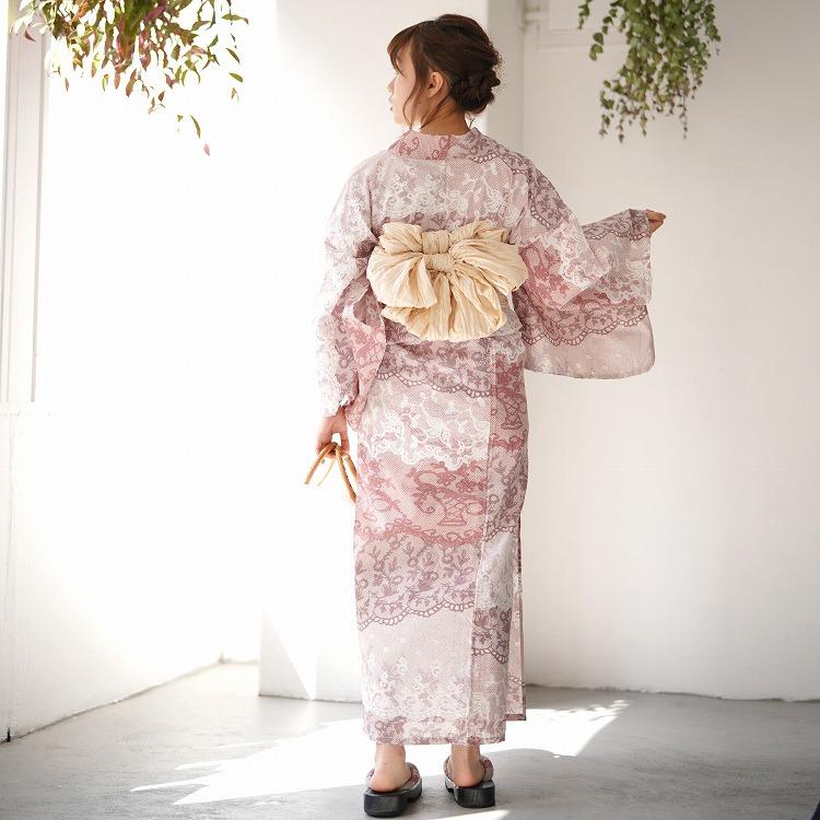 2021 ニコアンティーク×モダンアンテナ【新作浴衣】160011(写真4)