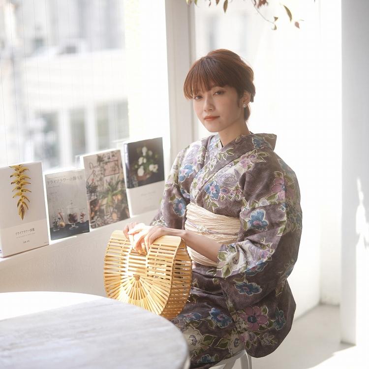 2021 ニコアンティーク【新作浴衣】5010169911(写真1)