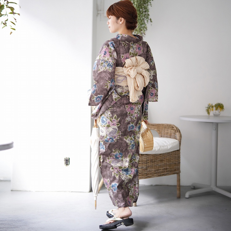 2021 ニコアンティーク【新作浴衣】5010169911(写真4)