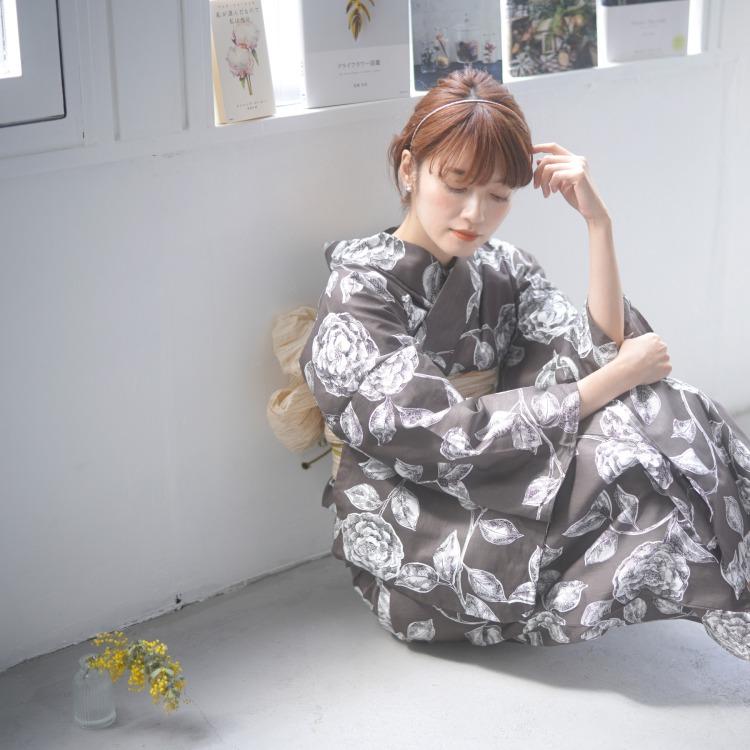 2021 utatane【新作浴衣】#5010171411(写真6)