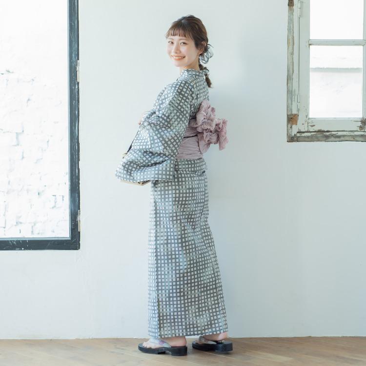 販売間近【新作浴衣】まる×utatane #189711(写真4)