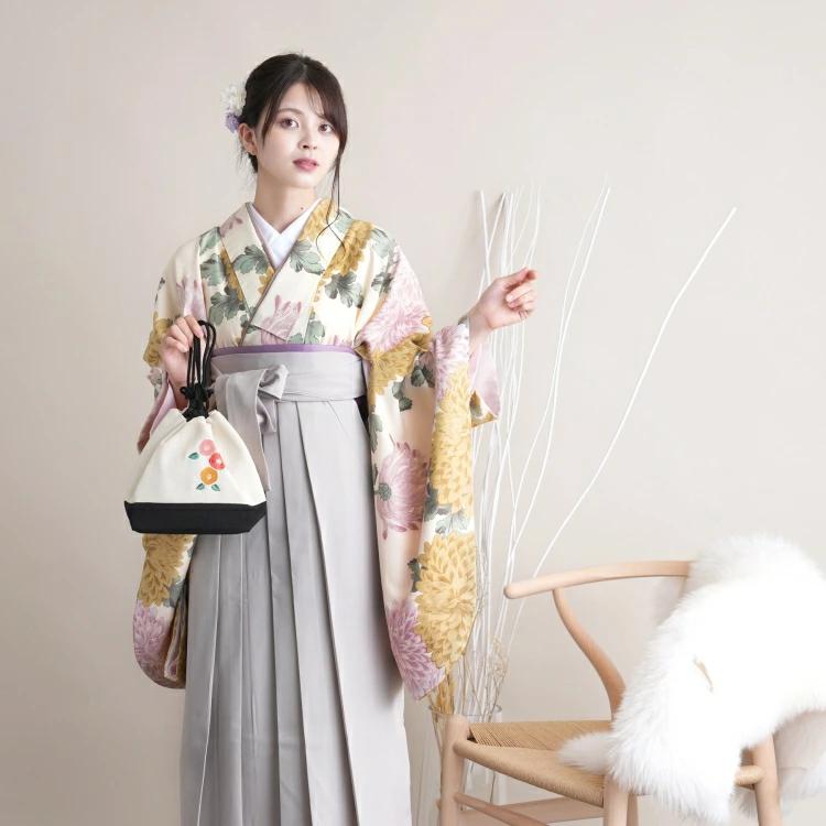 2尺袖・袴セット レンタル