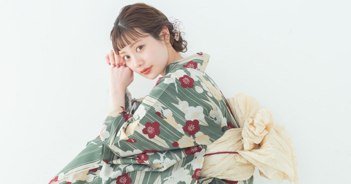 まる浴衣-5010189911