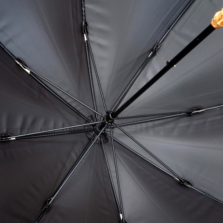 日傘裏面(ブラックラミネート加工)